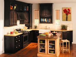 Kitchen Cabinets Design For Small Kitchen by Wood Kitchen Cabinets Pictures Options Tips U0026 Ideas Hgtv