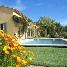 provence villa with swimming pool for 6 persons for rent home