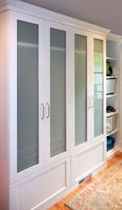 Transom Window Above Door Mudroom For Evanston Homeowner Closet Outfitters 22 Kitchen