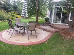 hardline concrete u0026 masonry patios