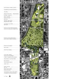 Blank Park Zoo Map by Asla 2011 Student Awards Chattanooga Central Park