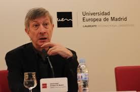 Mariano Navarro, durante su conferencia en la UEM. - IMG_0979