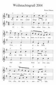 Dezember_Musikalischer Weihnachtsgruß 2004 Bruno Matern - img2