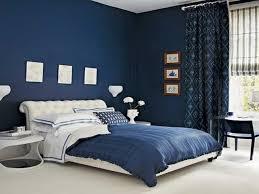 Small Lamp Table Dark Blue And Beige Bedroom Brown Elegant Natural Stone Wall Metal