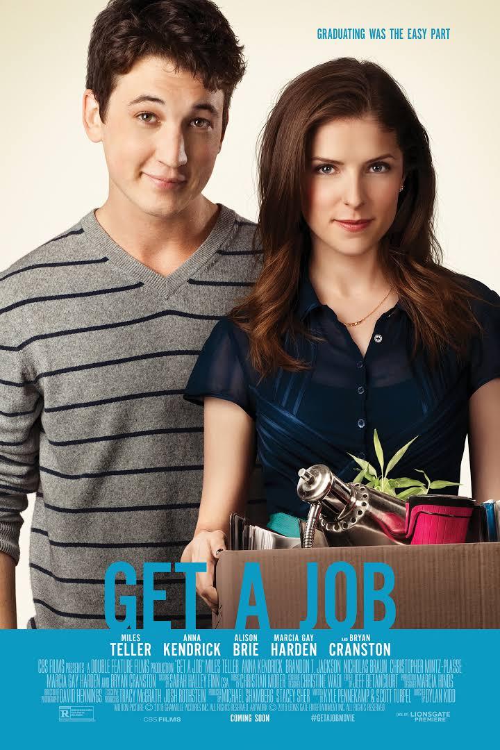 Get a Job (2016) Torrent Legendado BluRay