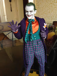 Joker Nurse Costume Halloween Joker Costume Jack Nicholson Comic Inspirations