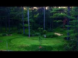 Backyard Golf Hole by Backyard Golf Skillz 6 Gopro Hero 3 Youtube