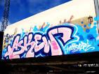 Askew Graffiti Trailer