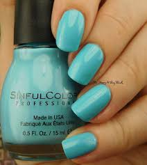 sinful colors chic chicas nail polish collection swatches review