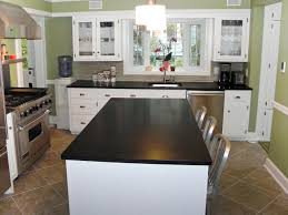 Kitchen Color Ideas With White Cabinets Dark Granite Countertops Hgtv