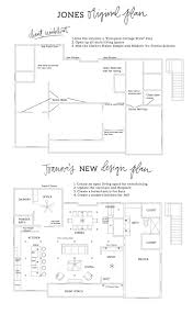 How To Draw A Floor Plan For A House Fixer Upper Season 3 Episode 8 The House