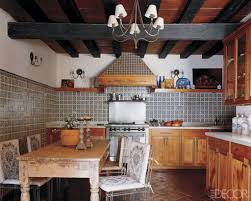 Kitchen Design Rustic by Perfect Rustic Country Kitchen Decor Red Cabin E In Design