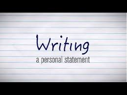 What Makes a Good Personal Statement    YouTube What Makes a Good Personal Statement