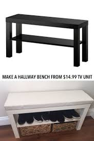 Ikea Dining Table Hacks Best 25 Ikea Hack Bench Ideas On Pinterest Storage Bench