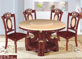 brand new genuine marble dining room table and bycast chairs with