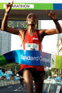 iaaf.org - Pacemaker Mbogo steals Singapore Marathon victory