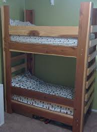 Plans For Building Bunk Beds free bunk bed plans for kids 2199