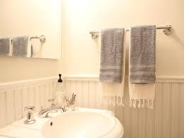 how to install a bathroom towel bar how tos diy