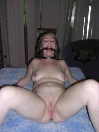 naked tied amateur|Amateur legs spread tied