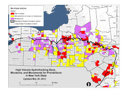 New York State Map by Maps Of Fracking Support And Bans And Moratoria In New York State