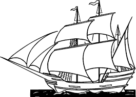 ship coloring page ship transportation coloring pages steamship
