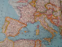 Map Of France And Spain by Escapades In Espana Map Of Spain France And Italy