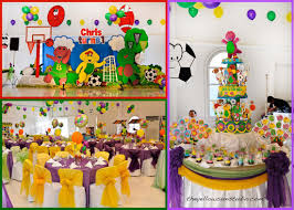 Home Party Ideas Barney Birthday Party Ideas Home Party Ideas
