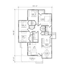 Floor Plan With Roof Plan by Bungalow Home Floor Plans With Pictures Impressive Bungalow Floor