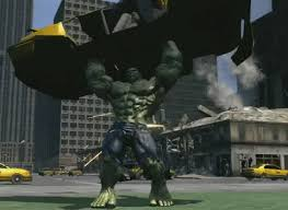 Friv Hulk Car Smash