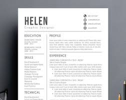 modern circles resume template  resume examples cover letter     happytom co