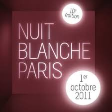 Logo Nuit Blanche 2011