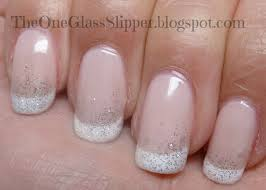 french gel nail designs picture french nail art simply yet pretty