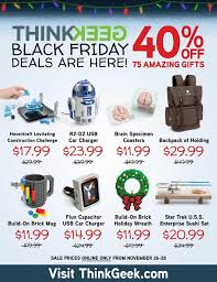 black friday freebies 2017 thinkgeek black friday 2017 ads deals and sales