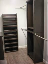 closet walk in decor home depot closet organizer tool