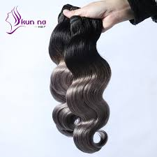 Grey Human Hair Extensions by Popular Grey Weft Human Hair Extensions Buy Cheap Grey Weft Human