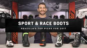 what are the best motocross boots best motorcycle racing boots 2017 at revzilla com youtube