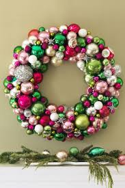 Christmas Decorations Diy by Best 25 Christmas Wreaths Diy Ornaments Ideas On Pinterest Diy