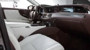 lexus hs interior the lexus 2018 ls500 u0027s interior is beyond impressive clublexus