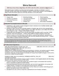 Medical Resume Examples   Samples Entry Level Resume thumb Entry Level Resume
