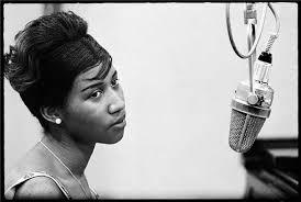 my first Aretha Franklin