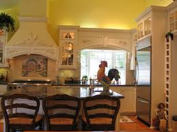 rooster kitchen home design styles