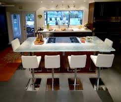 Cooking Islands For Kitchens Survive Your Remodel A Guide To Formulating The Right Size