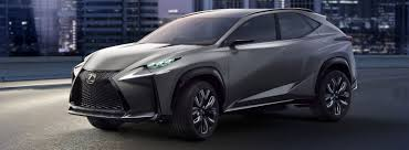 lexus uk rx lexus lf nx turbo crossover suv concept car lexus uk