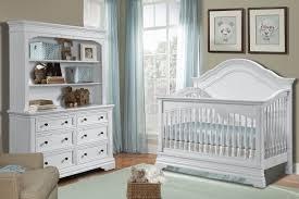 White Convertable Crib by Baby Furniture Plus Kids Stella Athena 2 Piece Nursery Set