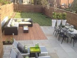 Best Modern Backyard For Small Spaces Images On Pinterest - Contemporary backyard design ideas