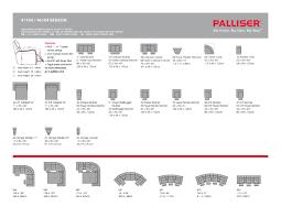 Palliser Alula Palliser Sectional Sofa Leather Sectional Sofa