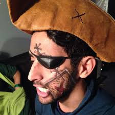 Halloween Male Makeup Awesome Pirate Makeup Designs Design Trends Premium Psd