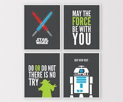 Star Wars Kids Rooms by Top 25 Best Star Wars Wall Art Ideas On Pinterest Geek Art