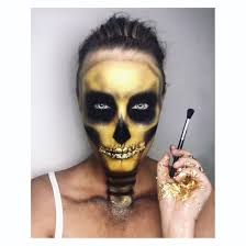 Skeleton Makeup For Halloween by Themakeuparchive Com U2013 Halloween Makeup Pictorial U2013 Mrs Gold Digger