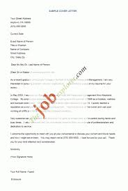 examples of a resume cover letter  how to write great cover